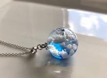سلسة سحاب – Crescent Necklaces (For Her)