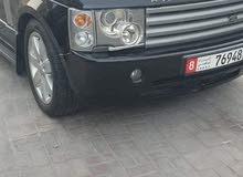 سيارة رنج روفر 2005