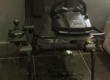 دركسون Logitech G29 مع قير و كرسي مخصص