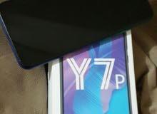 للبيع جوال هواوي Y7p او البدال بجلكسي او ايفون