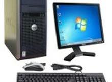 كمبيوترات مكتبية نوع اتش بي بسعر مناسب جدا