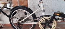 دراجة فولكس فاجن مقاس 20حالتها ممتازة