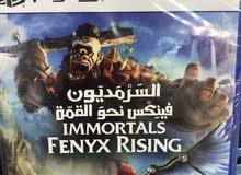 PS5 IMMORTAL FENYX