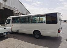 30 passengers Bus are avilible with drivers  for trips airport pick and drop OR