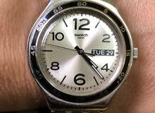 ساعة سواتش اصلية رجالية