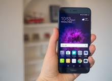 Huawei HONOR 8 Dual SIM,32GB,4GB.12MP Camera,4G LTE. 5.2 display,USB-C,Sapphire Blue color