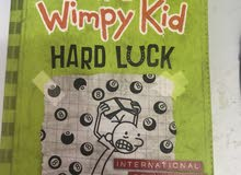 wimpy kid diary used for 4 months only