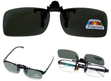 نظارات شمسيه للنظارات الطبيه