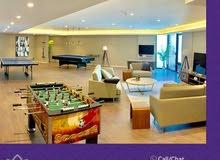 شقة فندقية للبيع بمنطقة دلمونيا