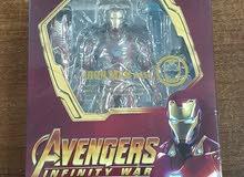 مجسم الرجل الحديدي Iron Man