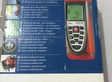 جهاز leica Disto A5 لقياس وحساب المساحات باشعه الليزر