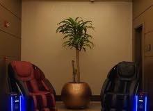 كرسي مساج المنزلي والاستثماري عرض قوي