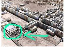 ارضيه للبيع 22في 42 متر مربع في المعلا