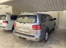 Toyota Sequoia 2011 سيارة سيكويا