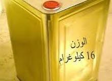 زيت زيتون أردني أصلي مكفول (بكر) - عصرة أولى - للبيع