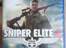 لعبةSniper elite4