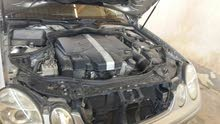 For sale Mercedes Benz E 240 car in Sabha
