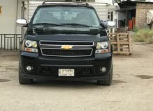 Black Chevrolet Tahoe 2014 for sale