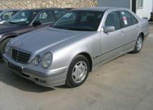 مرسيدس E200 موديل 2000