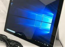 مايكروسوفت سيرفس برو 5 نظيف Microsoft surface pro 5 clean