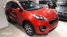 Kia Sportage car is available for a Month rent