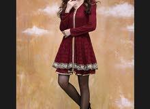 فستان دانتيل راقى