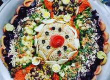 أشهى الأكلات والحلويات المغربية
