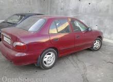 Used Hyundai Accent in Amman