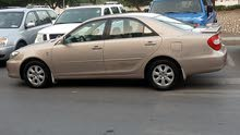 Beige Toyota Camry 2003 for sale