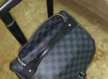 Louis Vuitton travel rolling duffle bag