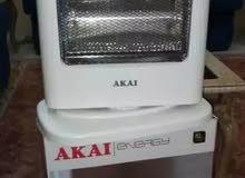 يوجد كمية دفايات ماركة AKI للبيع بجدة بسعر منافس