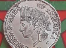 تحفة نادرة أمريكية 1851