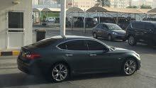 Infiniti M37 car for sale 2013 in Muscat city