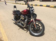 Used Harley Davidson motorbike up for sale in Zarqa
