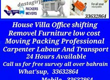 pride movers packers in Bahrain house villa office shops and apartments shifted