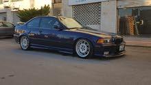 BMW E36 25 كوبيه فحص كامل موديل 1995