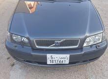 فولفوv40 موديل 2004 للبيع او افاري