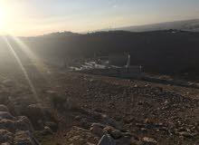 أرض سكني في ضاحية إسكان القضاه أجمل المواقع المطلة عمان ماركا 608 متر مربع