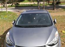 Hyundai Avante car for sale 2012 in Irbid city