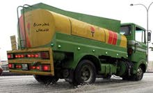 توزيع ديزل  ( سولار ) داخل و خارج عمان على مدار 24 ساعة