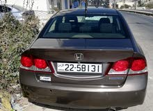 Used condition Honda Civic 2010 with +200,000 km mileage