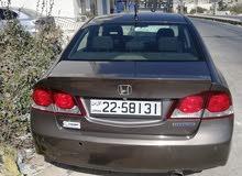 2010 Honda Civic for sale in Ajloun