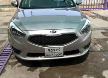 km mileage Kia Cadenza for sale
