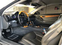 sl500 للبيع أو مبادلة بالسيارة اكبر والسعر البيع 17500 2002 ياباني