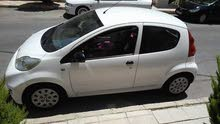 Peugeot 107 car for sale 2009 in Amman city