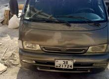 Renting Kia cars, Borrego 1996 for rent in Amman city