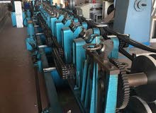 Used Roofing Sheet Machine and Z purlin Machine for Sales