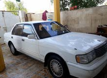 Automatic White Toyota 1991 for sale
