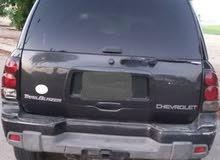Chevrolet trial blazer 2004 in good condition
