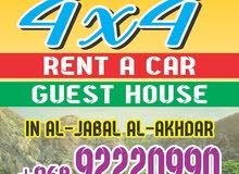 Renting Nissan cars, Xterra 2011 for rent in Nizwa city